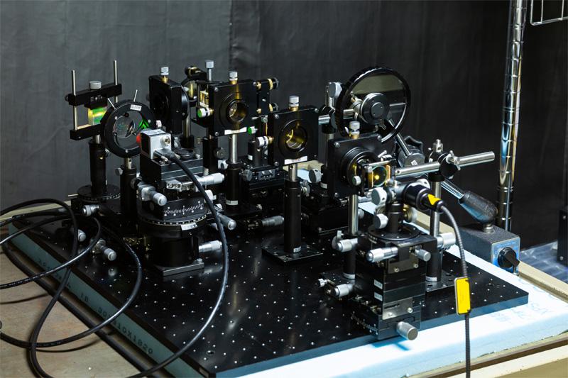光学干渉計